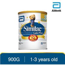 Similac Gain Plus NVE - 900G
