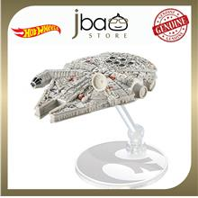 Hot Wheels Starships Star Wars 40th Anniversary Millennium Falcon Han