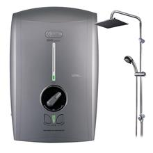 CENTON Instant Shower Water Heater - Grande Series + Rain Shower