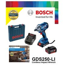 Bosch GDS 18V Compact Cordless Impact Wrench