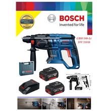 Bosch GBH 18V Compact Cordless Rotary Hammer Drill