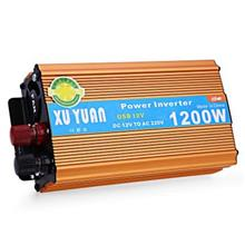 1200W DC 12V TO AC 220V CAR POWER INVERTER WITH USB CHARGING PORT