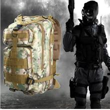 3P MILITARY 30L BACKPACK FOR CAMPING TRAVELING HIKING TREKKING (CP CAM