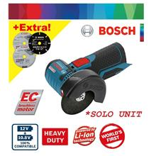 Bosch GWS 12V 76mm Cordless Brushless Angle Grinder (Solo Unit)