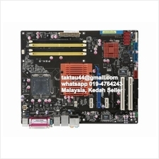 Asus P5N-D Socket 775 Dual SLI Motherboard for Intel CPU Processor