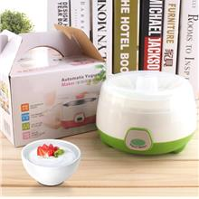 Mini Thermostatic Plastic Yogurt Machine