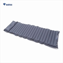 BLUEFIELD OUTDOOR CAMPING SLEEPING AIR MATTRESS MAT PAD BED (GRAY)
