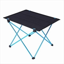 DK - 1 ALUMINUM ALLOY TABLE FOLDING DESK OUTDOOR CAMPING ACCESSORY (AZ