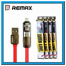 REMAX 2 in 1 Transformer Apple Lightning & Micro USB Data Cable