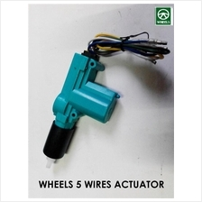 GENUINE Wheels 5 Wires Door Actuator