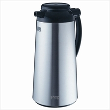 Zojirushi 1.55L Glass Lined Vacuum Handy Pot Stainless - AFFB-16S-XA