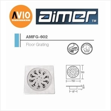 AIMER MALAYSIA AMFG-602 STAINLESS STEEL 304 0.8MM FLOOR GRATING