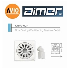 AIMER MALAYSIA AMFG-607 STAINLESS STEEL 304 0.8MM FLOOR GRATING