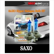 SAXO 4800K H7 Yellowish White Halogen Bulb Made in Korea *JPJ Approve*