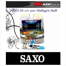 SAXO 4800K H1 Yellowish White Halogen Bulb Made in Korea *JPJ Approve*