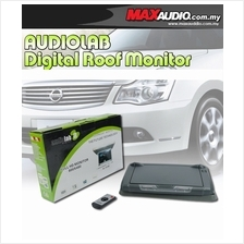 AUDIOLAB AL-9HD 9' 800 x 480 Full HD Semi Motorized Grey Roof Monitor