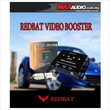 REDBAT 1 Input to 4 Monitor Video Booster Made in Taiwan [ICBN-9007]