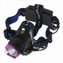 Headlight CREE XM-L T6 LED 3 Modes Bicycle Headlamp