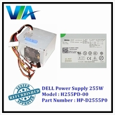 Dell Precision 380 390 255W Power Supply H255PD-00