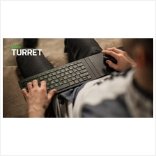 # Razer Turret Living Room Gaming mouse and lapboard #