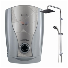 CENTON Instant Shower Water Heater - Champagne Series + Rain Shower