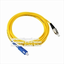 1m 3m 5m 10m 15m 20m 30m SC FC single-mode Network Fiber Optic Cable
