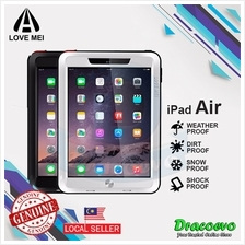 LOVE MEI Powerful Protective Case for iPad Air 1