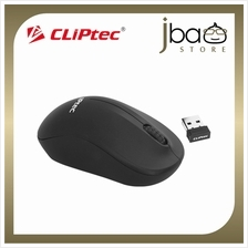 CLiPtec SPARKLE 1200dpi 2.4GHz Wireless Optical Mouse RZS853 (Black)