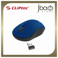 CLiPtec SPARKLE 1200dpi 2.4GHz Wireless Optical Mouse RZS853 (Blue)