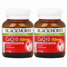 BLACKMORES CoQ10 150mg 30s TWIN PACK)