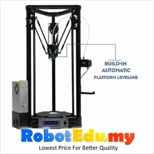 Anycubic DIY Triangle Delta Kossle 3D Printer Machine (Pulley Version)