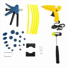 CAR BODY PAINTLESS DENT REMOVAL TOOL REPAIRING SET LIFTER PULLER