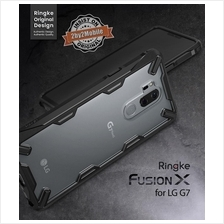 Original Ringke Fusion X LG G7 / G7 ThinQ case cover