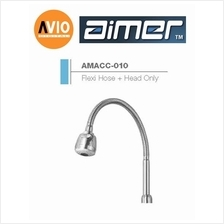 AIMER MALAYSIA AMACC-010 BRASS CONNECTOR FLEXI HOSE + HEAD