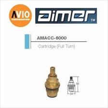 AIMER MALAYSIA AMACC-6000 BRASS CARTRIDGE FULL TURN