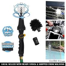 Car Auto Brush Hero Buddy Car Wheel Tire Rims Scrubbing Cleaning Brush