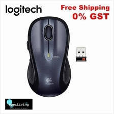 Logitech M510 Wireless Laser Mouse with Unifying Receiver