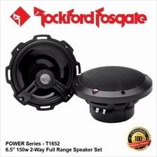 ORI ROCKFORD FOSGATE POWER T1652 150W 6.5 2-WAY COAXIAL SPEAKER SET