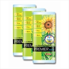 Premier Kitchen Towel 75's x 1 Rolls x 3 pkts)