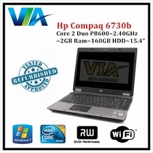 Refurb HP Compaq 6730b~C2D~2Gb~160Gb~Win 7~Wifi