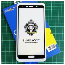 Huawei Mate 10 Full Cover Color Tempered Glass Screen Protector