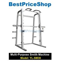 Multi Purpose Squat Power Rack Station Bench Press Smith Machine