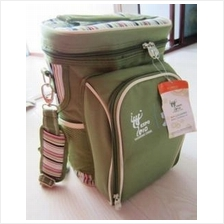 Double picnic bag (World Expo Memorial) Quality bag-Clear Store