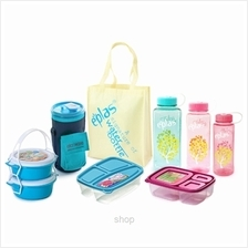 EPLAS Bottle  & Lunch Box Set (Mix Color) - EP-LB/A/7