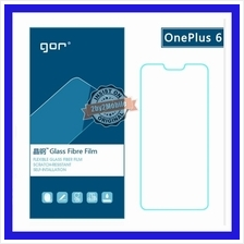 GOR Fibre Glass Film OnePlus 6 One Plus 6 screen protector ( 2 packs)