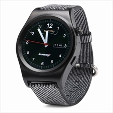 LUOOV LV01 SMART WATCH HEART RATE MONITOR SEDENTARY CALORIE PEDOMETER