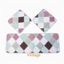 3 in 1 Car Seat Cover Cushion Pad VINTAGE