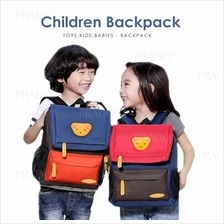 Korean Style School Backpack Children Cartoon Travel Bag Bags Beg