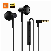 Xiaomi Dual Driver Half In-Ear Dynamic Ceramic Earphones With Mic