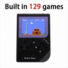 RS6 Mini Retro 2.0 inch LCD Handheld Game Console Built-in 129 Games